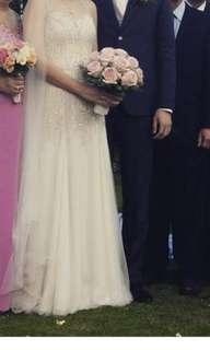 Wedding gown - cecilio abad