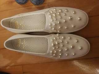 Keds x Kate Spade New York Triple Sneakers (size US 9)