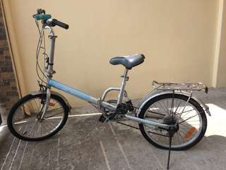 Japan foldable bike YOKOHAMA pick up sa house