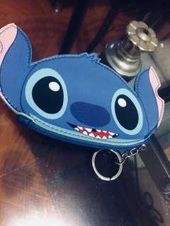 Stitch coin purse
