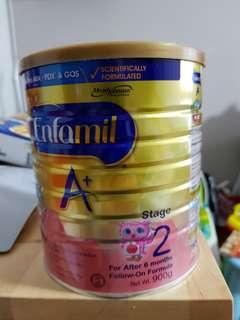 Enfamil Stage 2 milk powder