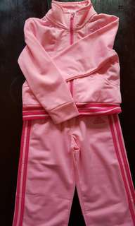 Girl's tracksuit