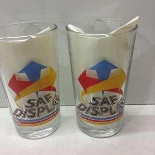 1980 F&N Antique SAF DISPLAY glasses