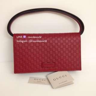Gucci Microguccissima WOC - Red