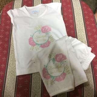 REPRICED Sleepwear 3-6mos
