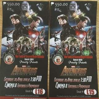 Avengers: Infinity Way