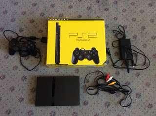 Ps2 Console in Box
