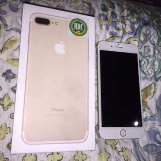 Iphone 7+ Gold HDC Ultimate Plus 4G