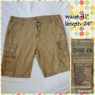 PLUS SIZE SHORTS FOR MEN