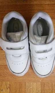 返學白鞋size 26 內長16.5cm