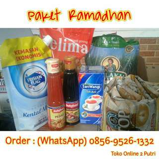 Paket ramadan