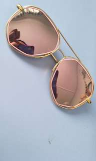 Polarised Pink Sunglasses