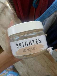 Brightening Healing Clay Mask