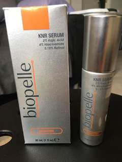Biopelle Face Brightening Serum
