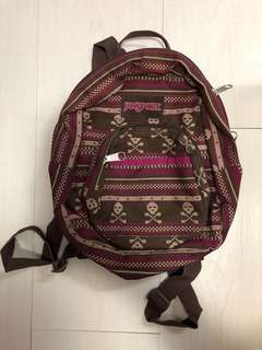Mini Jansport backpack