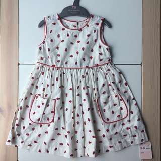 NWT mothercare girl dress - bought RM99
