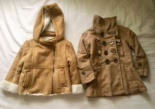 Coats for toddlers