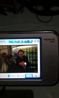 Nokia n800 no sim net phone