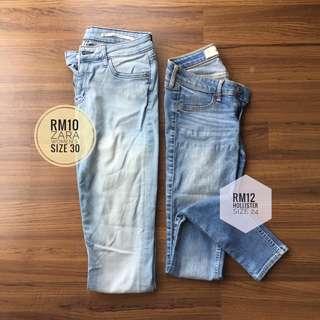 Skinny Jeans (Pre Loved)