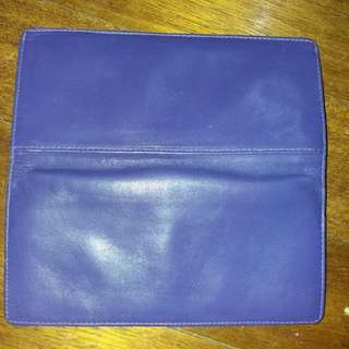 Vedasto leather wallet