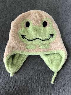 《贈品》二手幼童毛帽