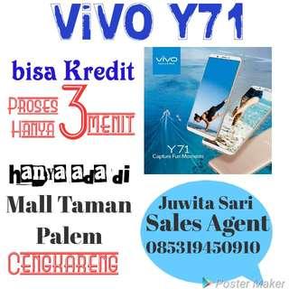 Vivo y71 bisa kredit proses 3 menit ACC