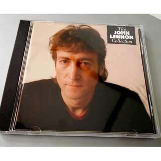 The John Lennon Collection CD
