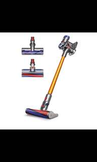 Dyson absolute v8 vacuum