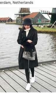 NEW with tag ZARA fur coat