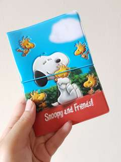 Passport case Snoopy