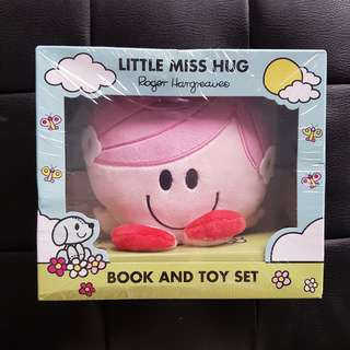 Little Miss Hug Book Set