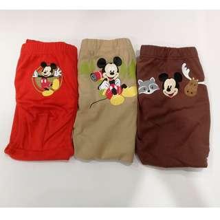 Disney Mickey Camping 3in1 Underwear