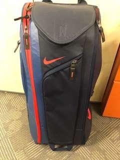 Nike racket bag - blue