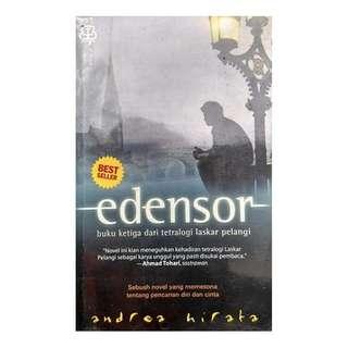 Edensor (Tetralogi Laskar Pelangi #3) *Cover Baru