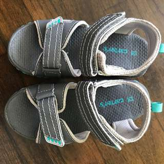 BN Carter's Sandals Grey Size 12