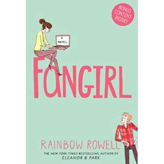 [SELL] Fan Girl by Rainbow Rowell