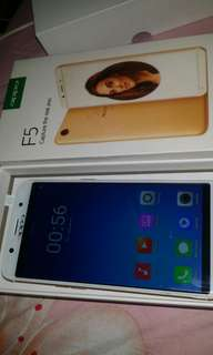Oppo f5 Phone new