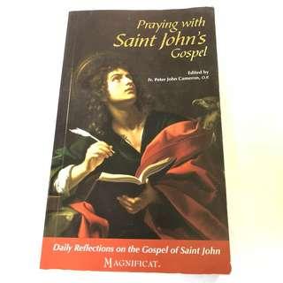 Saint John's Gospel Book