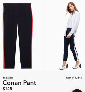Aritzia Conan Pant