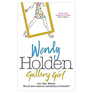 [SELL] Gallery Girl by Wendy Holden
