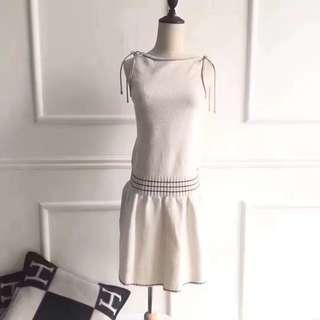 Chanel dress/針織裙