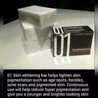 Luxxe whkte soap