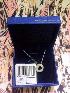 Authentic Swarovski 1117673 Now Heart  Pendant Necklace #LESS 30% OFF