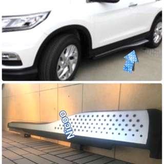 車用側踏,Honda CRV 2013年式適用