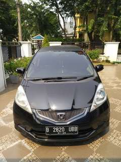 Jazz RS Vtec 2010 matic with Sound System