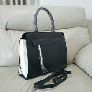 NEW Stradivarius Sling&Handbag NO NEGO