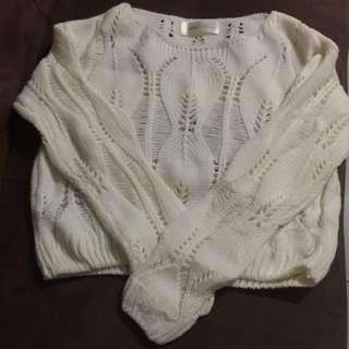 New sweater crop ,Avenue