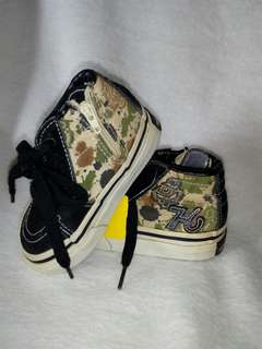 Authentic Hysteric Glamour Baby Shoe