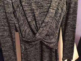 Very flattering knot dress literally never worn