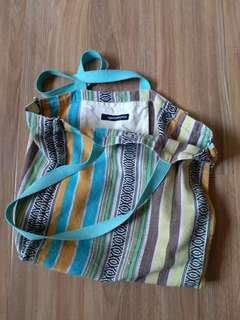 Colourful bag